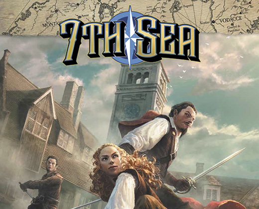 7th Sea 2nd Edition