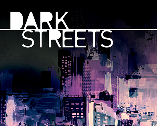 Cartography for Dark Streets  (Urban Shadows)