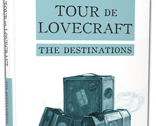 Cartography for Tour de Lovecraft