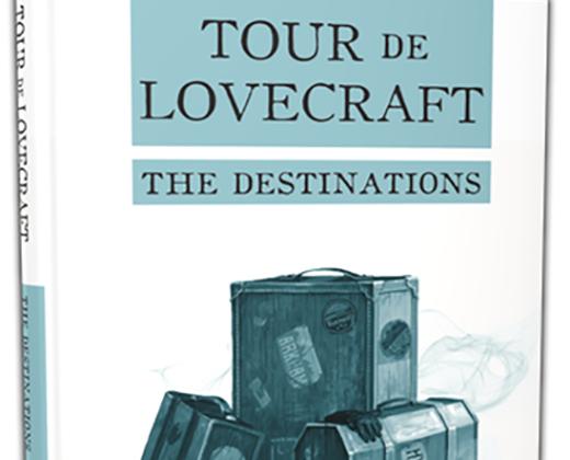 Cartography for Tour de Lovecraft